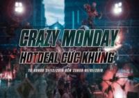 Crazy Monday - Hotdeal Cực Khủng Đón Năm Mới 2019