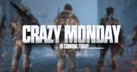 Crazy Monday - Hot Deal không thể bỏ lỡ chỉ trong Thứ 2 và Thứ 3