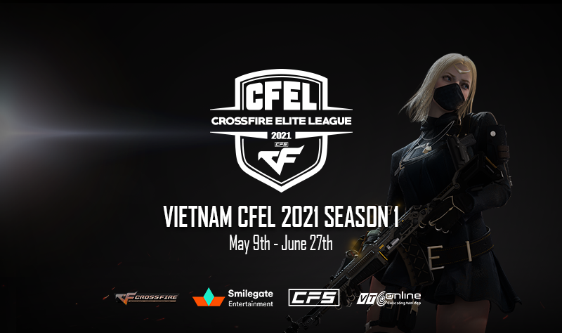CFVN 2021 chính thức khởi tranh để tìm ra 8 đội tham dự CFEL 2021 Season 1